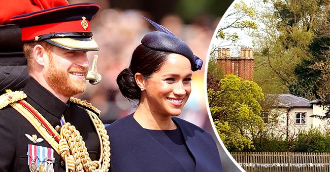 Prince Harry & Meghan Markle's $3 Million Home Renovation Sparks Outrage