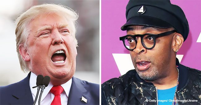 Spike Lee Claps Back at Trump Calling His Oscars Speech 'Racist': 'No One's Going for That'
