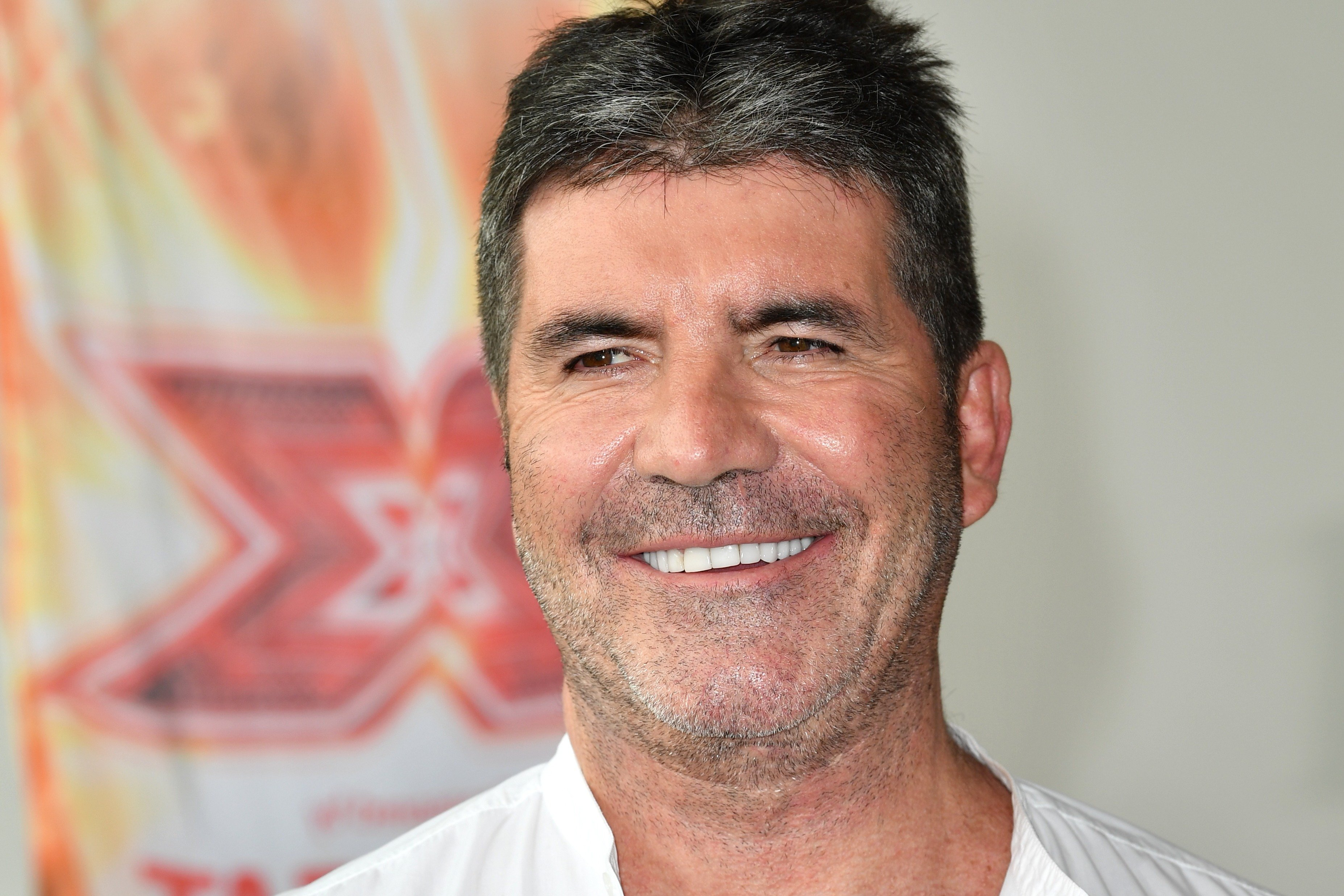 """Simon Cowell attends the """"X Factor"""" auditions in Liverpool, England on June 20, 2017 