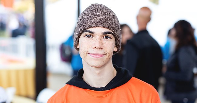 Cameron Boyce's Father Victor Leads Celebrities in Remembering Late Son a Year after His Death