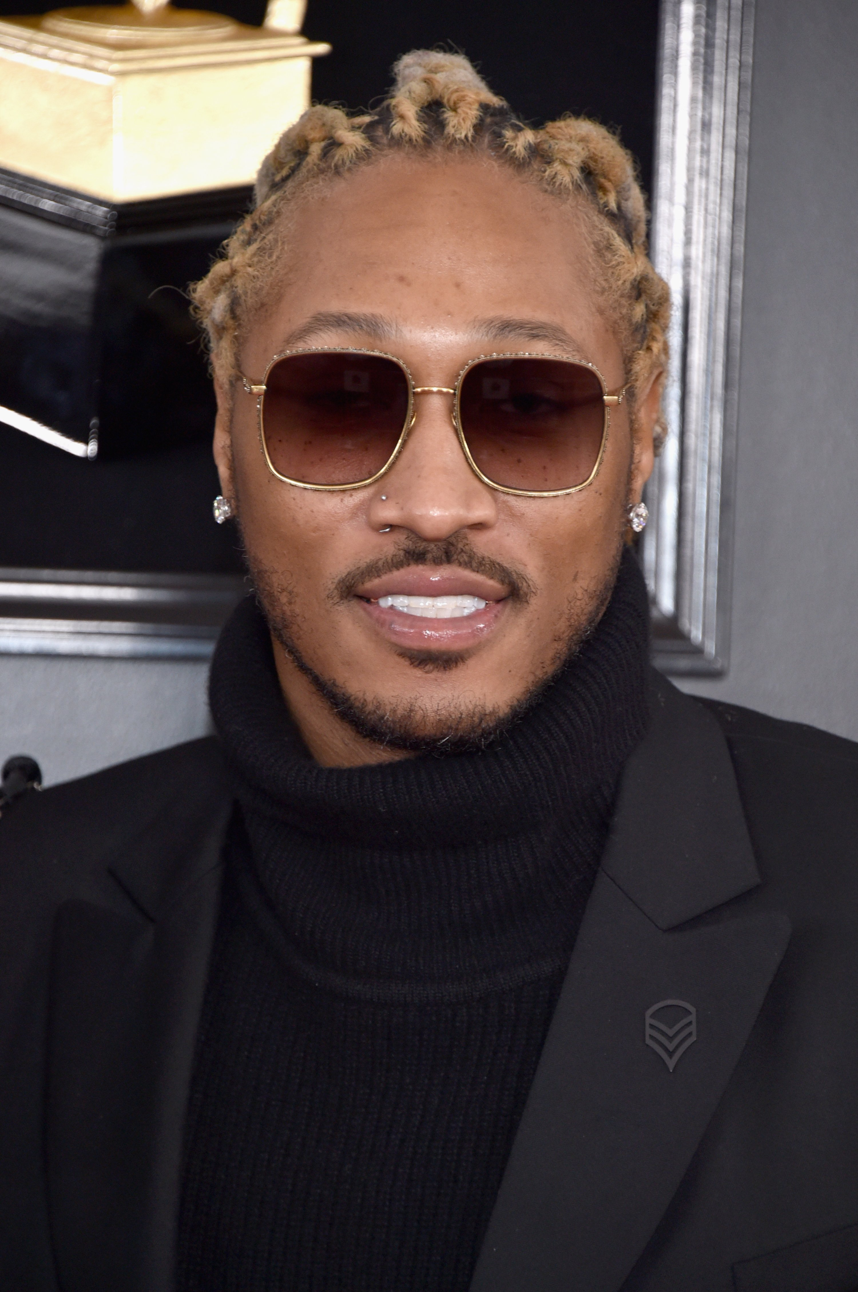 Future at the 61st Annual Grammy Awards in February 2019. | Photo: Getty Images