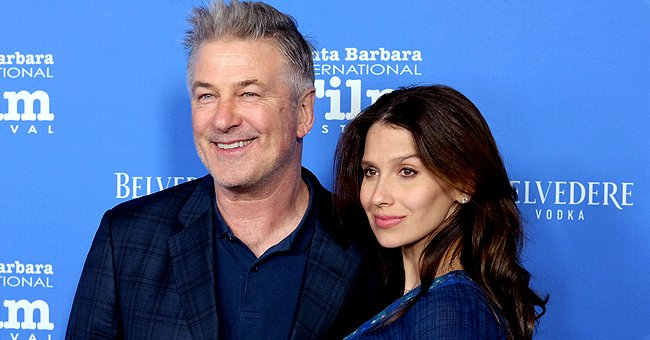 Fans Are Thrilled by Hilaria Baldwin's Sweet Photo of Her Son Romeo Enjoying a Relaxing Day