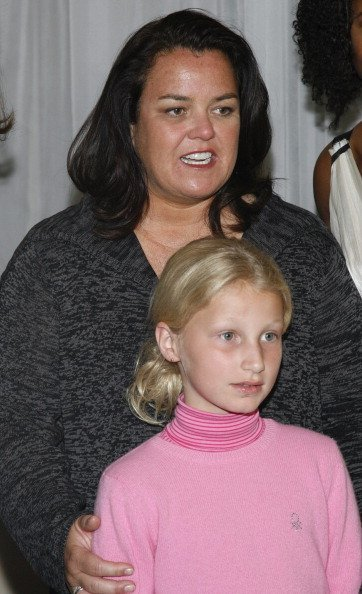 Rosie O'Donnell and Chelsea O'Donnell at Wadorf-Astoria Hotel in New York City on October 16, 2006 | Photo: Getty Images