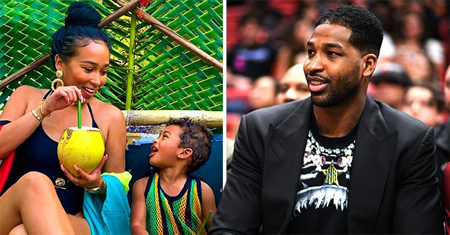 NBA's Tristan Thompson's Ex Jordy Craig Shares Snaps with Their Son Prince Who Is Getting so Big