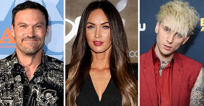 People: Megan Fox Introduced Her 3 Kids to Machine Gun Kelly as Their Relationship Gets More Serious