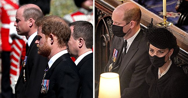 Kate Middleton à l'origine d'un échange entre le prince Harry et le prince William