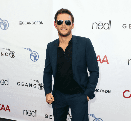 Scott Eastwood at the GEANCO Foundation Hollywood Gala at SLS Hotel on October 10, 2019 in Beverly Hills, California.   Source: Getty Images