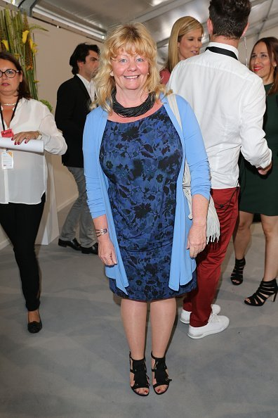 Inger Nilsson attends the Minx by Eva Lutz show during the Mercedes-Benz Fashion Week   | Photo: Getty Images