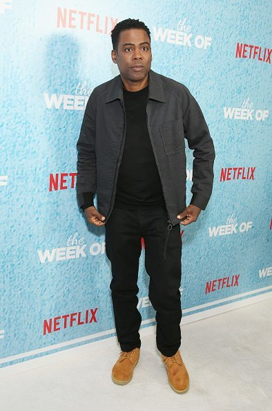 """Chris Rock attends the World Premiere of the Netflix film """"The Week Of"""" at AMC Loews Lincoln Square 13 