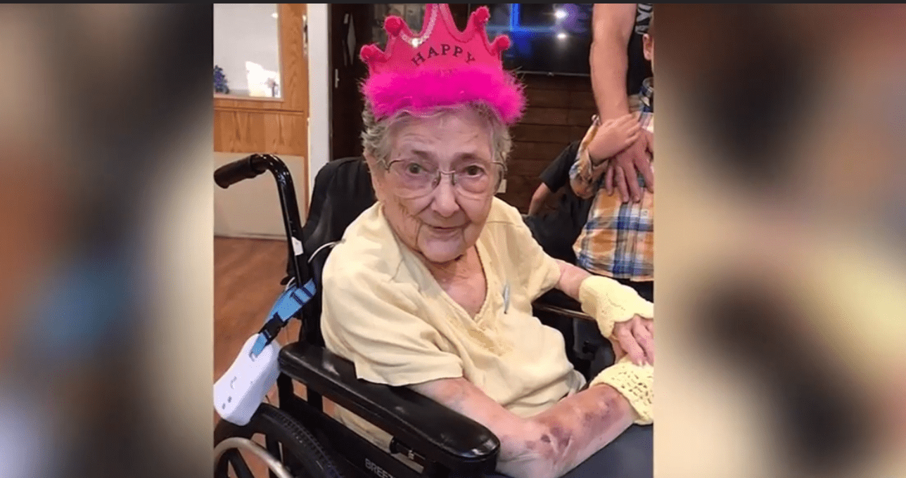 Rose Marie Bentley | Source : YouTube/KOIN 6