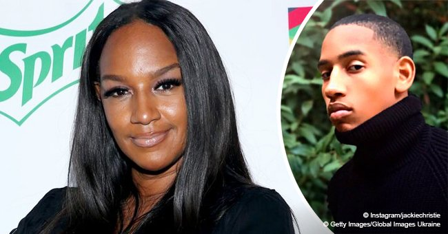 Remember 'Basketball Wives' Jackie Christie? She shared a photo of her rarely-seen look-alike son
