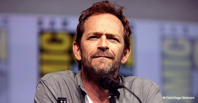 'Riverdale' and '90210' Star Luke Perry in Hospital after Suffering a Stroke