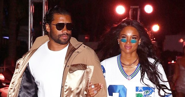 Ciara Stepped out with Husband Russell Wilson for the Rolling Stone 2020 Super Bowl Pre-Party