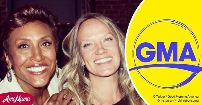 Details of the Sweet Relationship between 'GMA' Host Robin Roberts and Longtime Girlfriend