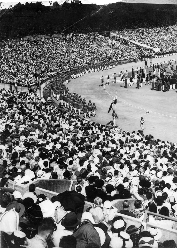 India at the Olympic Games 1948 London  | Source: Wikimedia Commons