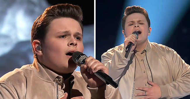 'The Voice's' Young Finalist Carter Rubin Stuns Viewers Covering Miley Cyrus' Song 'The Climb'
