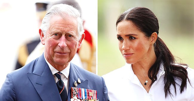Prince Charles Is Slammed by Royal Fans for Failing to Protect Meghan Markle from Racist Criticism