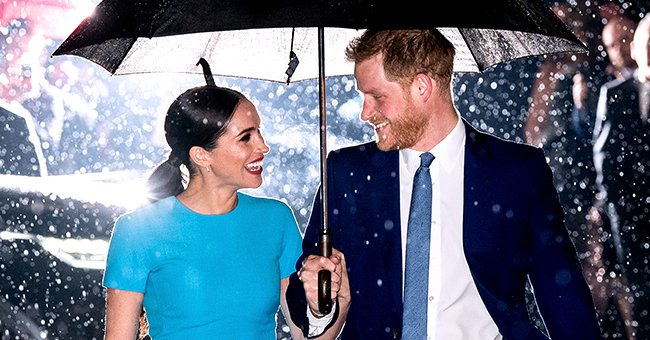 Harry & Meghan Showed They Are a Mutually Adoring Couple While at London Event, Body Language Expert Claims