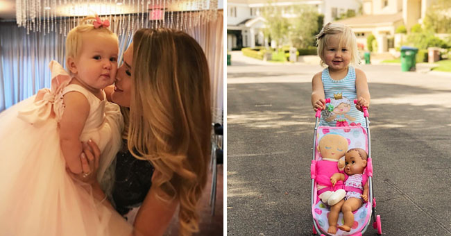 Morgan Miller shares Heartbreaking Photos on 1-Year Anniversary of Daughter Emeline's Death
