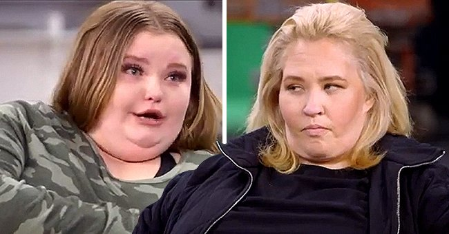 See Honey Boo Boo's Reaction as She Meets Mama June for the 1st Time after Her Rehab Treatment
