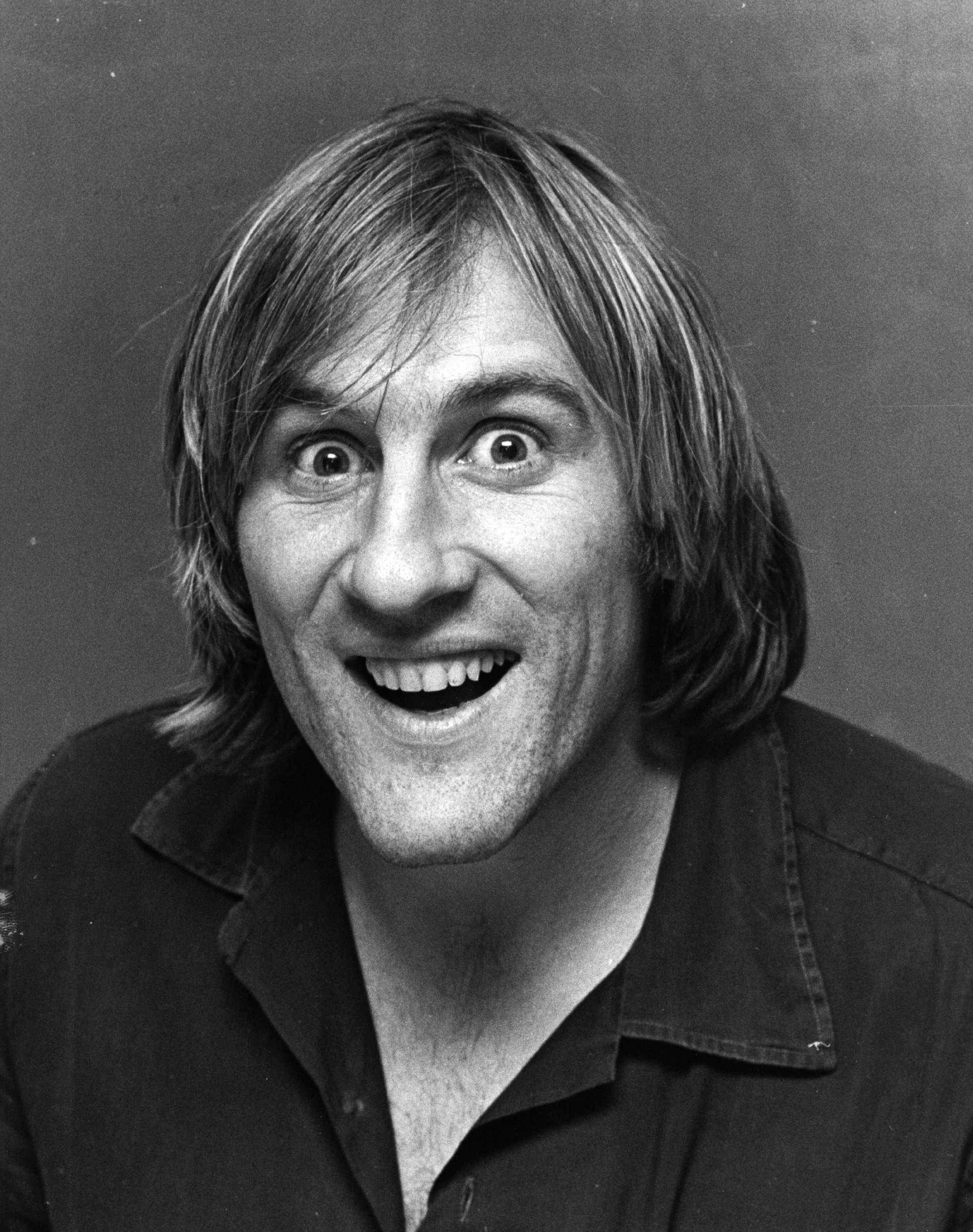 Le comédien Gérard Depardieu. l Source : Getty Images