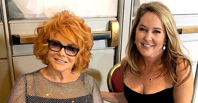 'Bewitched' Child Star Erin Murphy Shows Skin in a Tight Black Dress at the Family Film Awards