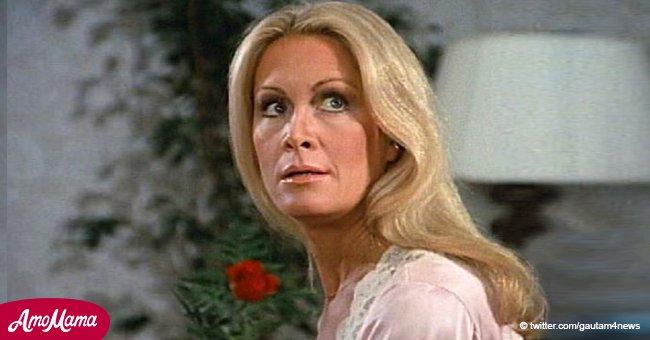 L'actrice qui a joué Valene Ewing de Côte Ouest a maintenant 76 ans et a l'air magnifique