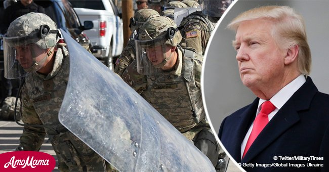 Pentagon to send nearly 4,000 troops to Mexico border to install 150 miles of wire