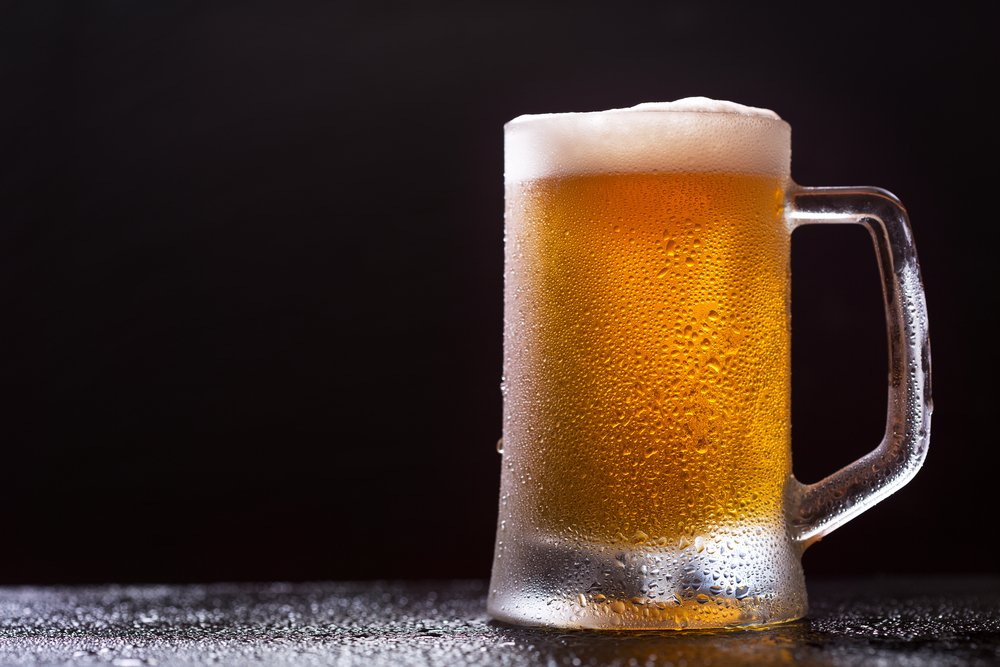 A photo of a mug of beer. | Photo: Shutterstock