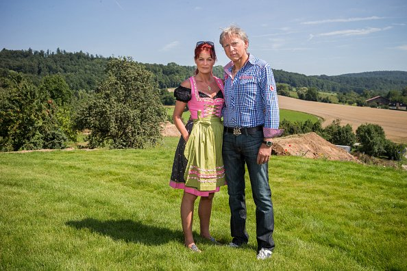 "Andreas Berg und Uli Ferber, Open Air Festival ""Heimspiel"", 2014   Quelle: Getty Images"