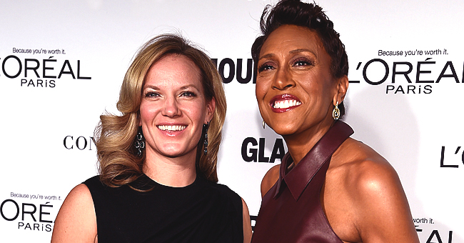 Robin Roberts of GMA First Met Her Partner of 14 Years Amber Laign on a Blind Date
