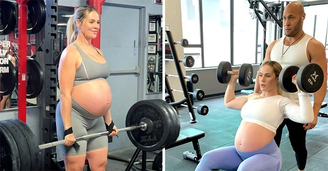 Pregnant Mom Shamed for Lifting 315lbs during 9th Month of Pregnancy