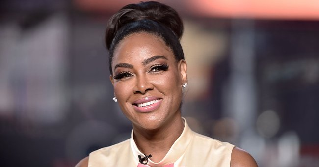 Kenya Moore Spoils Daughter with Her Own Pink Christmas Tree — See the Lavish Nursery Decor