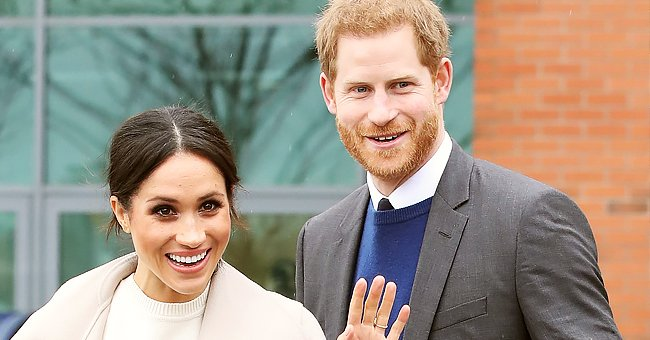 ET Online: Meghan Markle's Rep Says Change on Son's Birth Certificate Was Ordered by the Palace