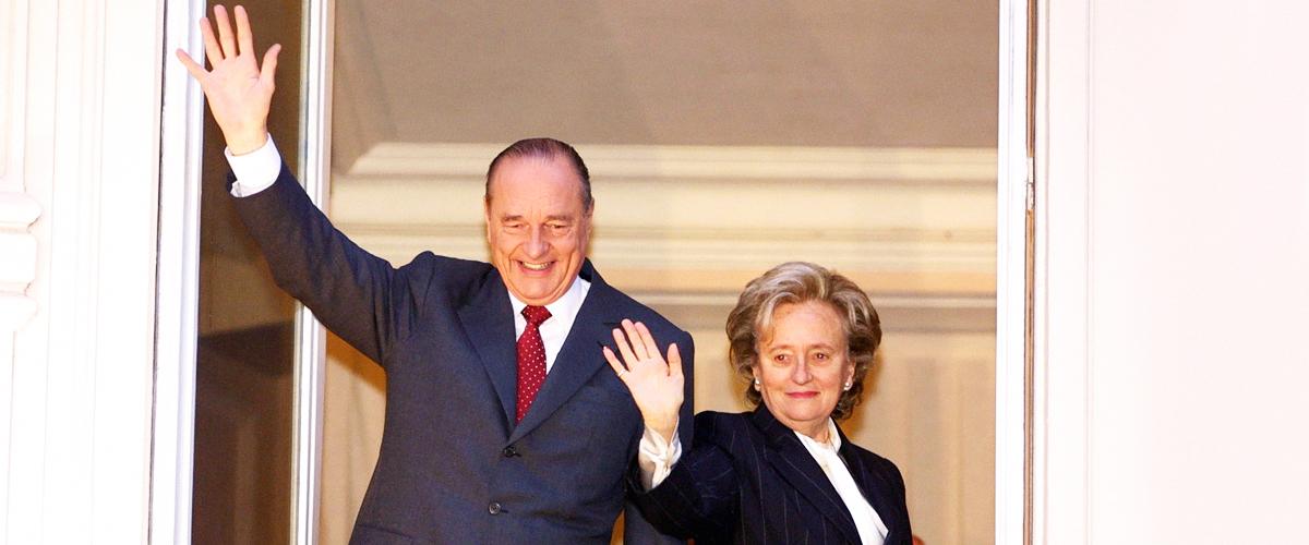 La dramatique histoire d'amour de Bernadette et Jacques Chirac