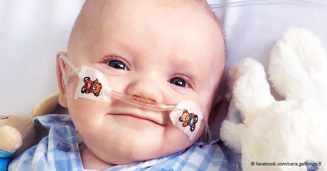 Bebé nacido a las 24 semanas y 4 días demuestra ser un sobreviviente