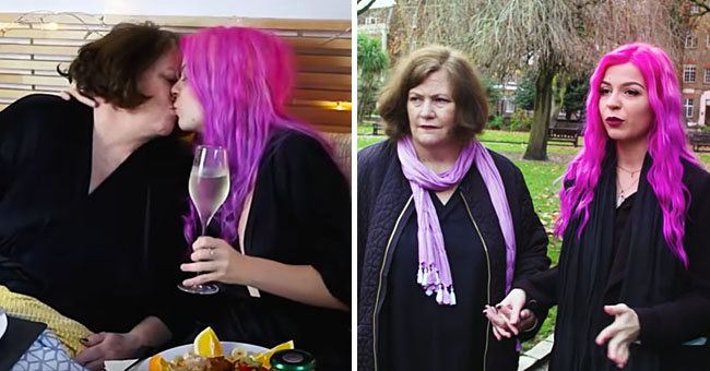 Woman Sparks Debates as She Introduces Her 37-Years Older Girlfriend: 'It's like Kissing a Mom'