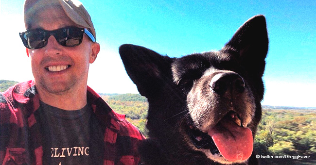 Firefighter Mourns the Loss of a Rescue Dog in a Heartfelt Post That Goes Viral