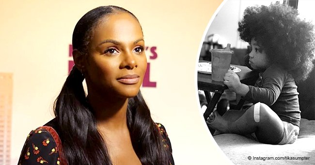 Tika Sumpter gushes over her little niece's natural hair in heartfelt post
