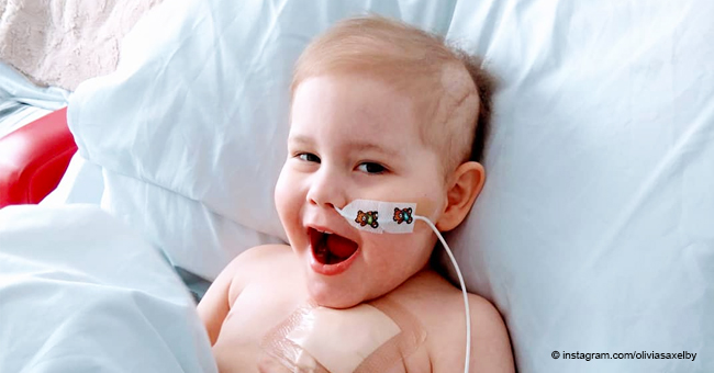 10 000 donneurs se sont rassemblés pour sauver la vie d'un petit garçon souffrant d'un cancer en lui donnant leurs cellules souches