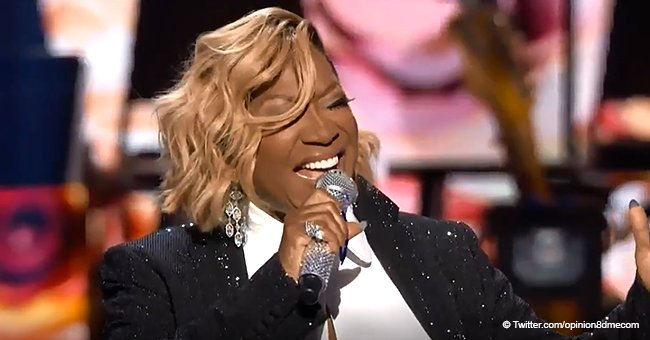 Patti LaBelle, 74, Delivers Thrilling Performance of 'Call Me' at Aretha Franklin Tribute Concert