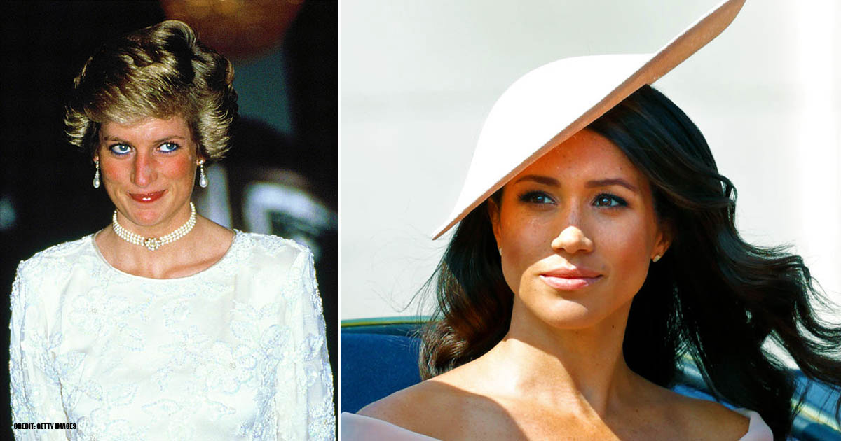 What's Wrong With Meghan Being Treated The Same Way As Diana Since Joining The Royal Family?