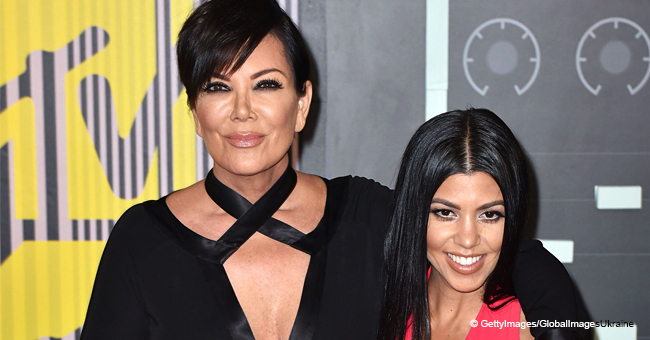 Kourtney Kardashian Shares a Brownie Recipe that Kris Jenner 'Has Baked for Her Family for Years'