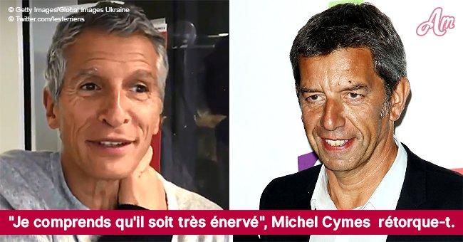Michel Cymes, considéré comme l'animateur préféré des Français, n'hésite pas à se moquer de Nagui