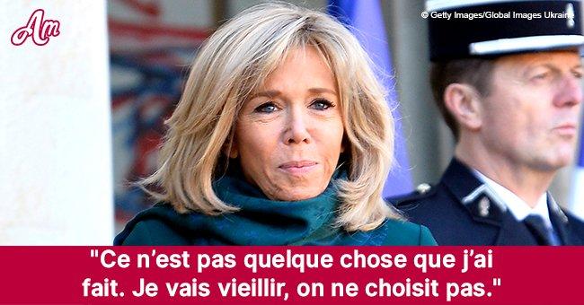 La réponse pleine d'esprit de Brigitte Macron aux critiques sévères sur son âge