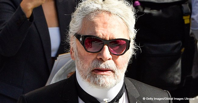 Karl Lagerfeld décède à l'âge de 85 ans après une hospitalisation d'urgence