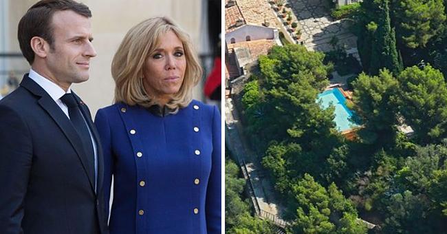 La visite discrète de Brigitte Macron pour récupérer le Fort de Brégançon
