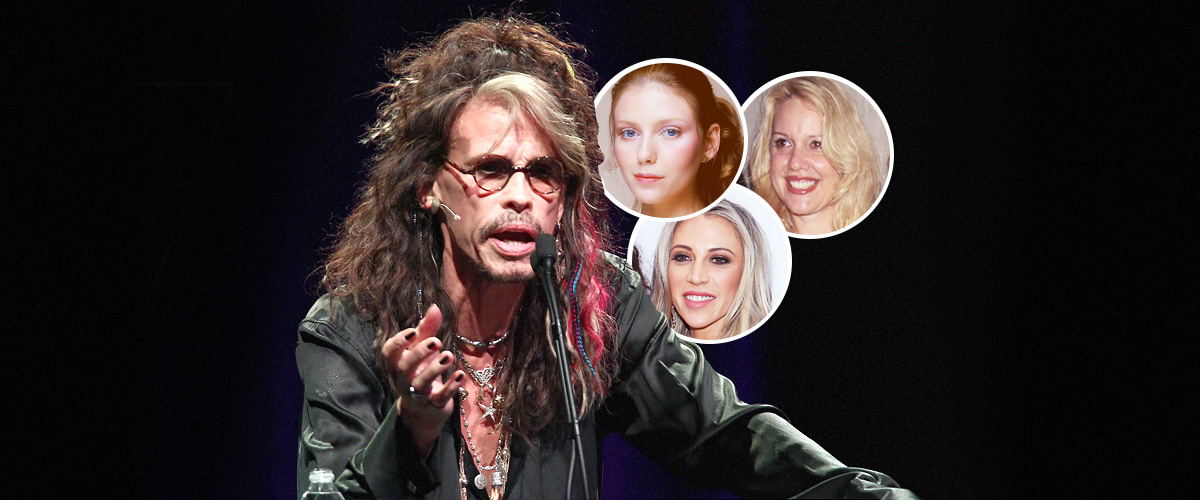 Meet Steven Tyler's Girlfriends and Ex-Wives