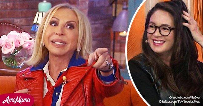 Laura Bozzo enfurece en un programa de televisión y Yolanda Andrade la echa