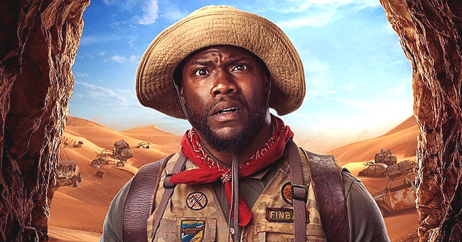 Kevin Hart of 'Jumanji' Says He's Blessed to Be Alive after Suffering Serious Injuries in September Car Crash
